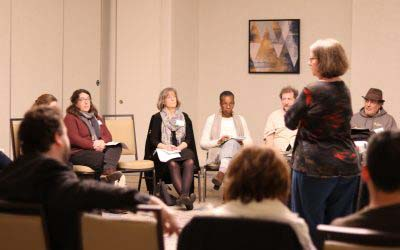 NYSCA New York State Folk Arts Roundtable in Utica