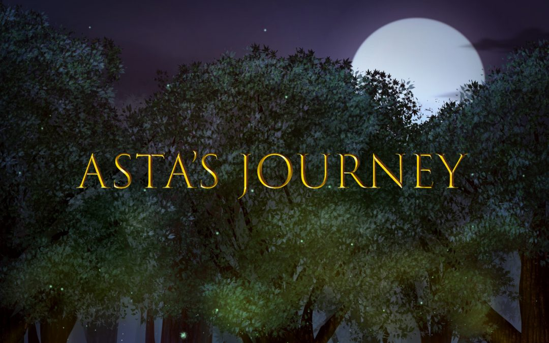 Asta's Journey Film poster, cropped