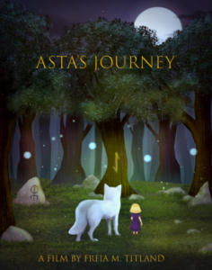 Asta's Journey Film Poster