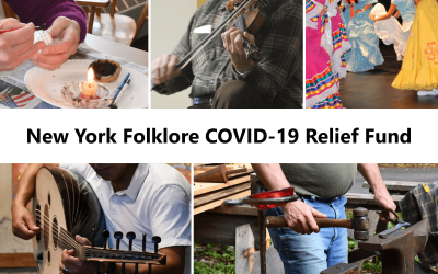 New York State Folklore Covid-19 Relief Fund