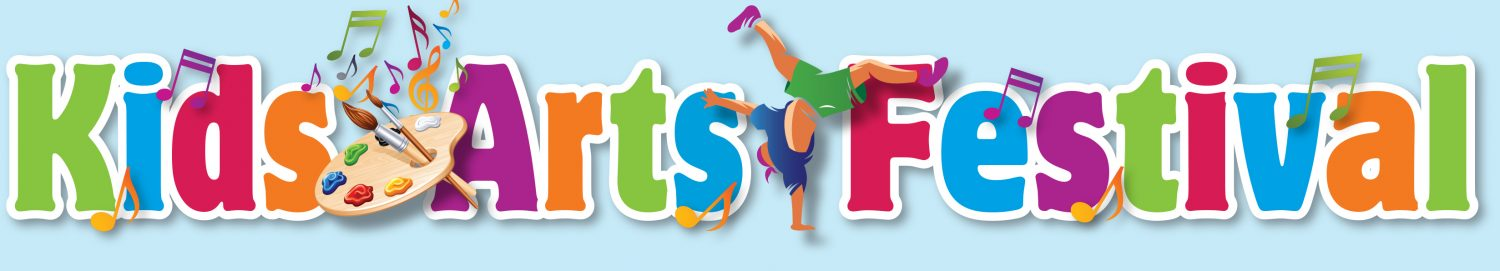 Kids Art Festival Logo