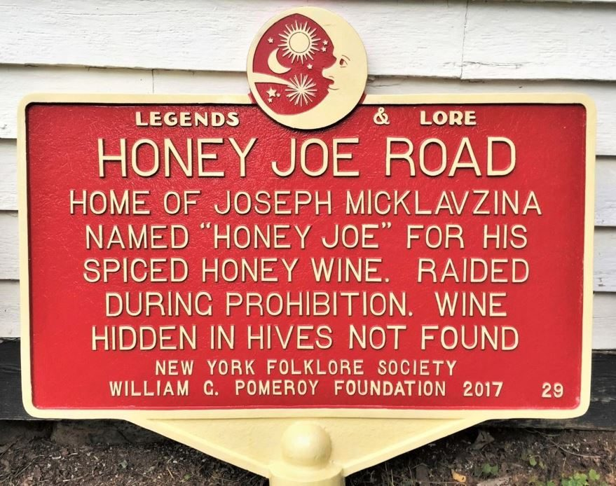 Honey Joe Road